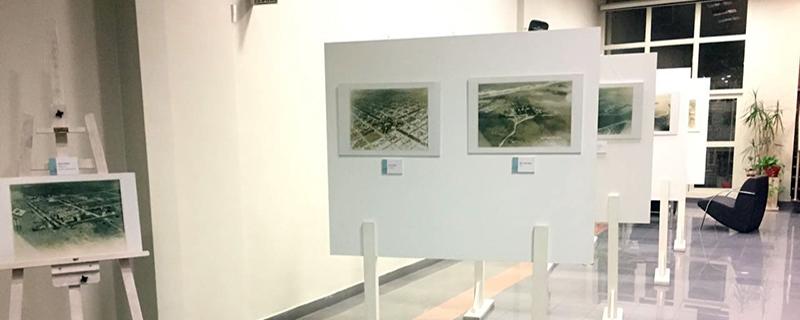 Ciudades balnearias, exposición en la AMAP