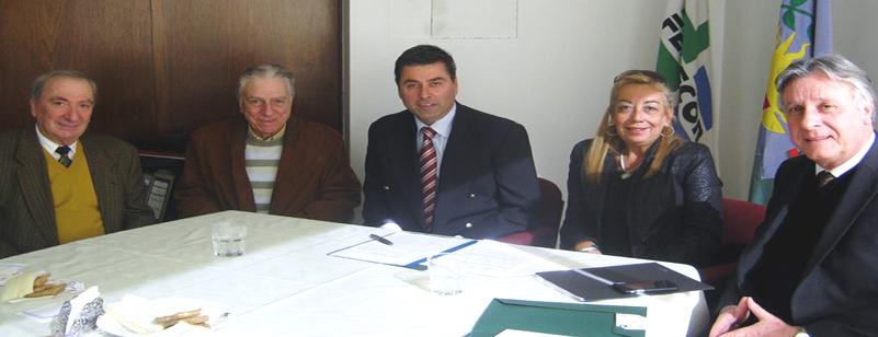 Acuerdo de colaboración interinstitucional entre CASSEM y la RAS